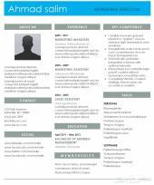 تصميم CV للمقبلين على التقديم على الوظائف