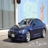 BMW 640 كتm مخزن سعودي