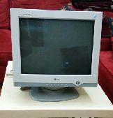 كومبيوتر ال جي مع شاشتين ب 150 ريال فقط