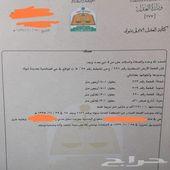 ارض في حي الصالحية المساحه 1200 منر