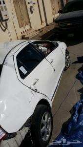 للبيع سياره يارس تايوتا موديل 2012