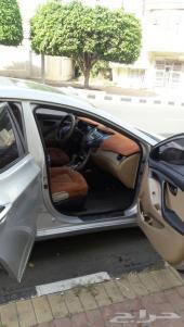 سيارة النترا 2012 نظيفه جدا
