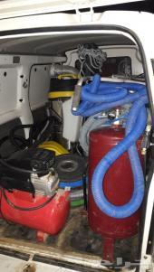 مؤسسة نظافة وأدواتها ومعداتها للبيع