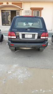 سيارة لكزس صالون 2005 مستخدم نظيف الموقع ابها