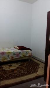 غرفة عزاب تكفي لشخص واحد ايجار سنوي ب6000ريال
