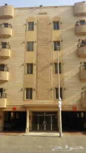 للبيع شقة 4 غرف وحمامين وصالة ومطبخ