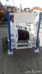 عدد 3 ماكينة سحب كيبلات - pull machine