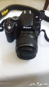 للبيع كاميرا نيكون احترافية Nikon D5100