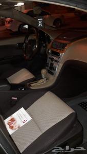 للبيع سيارة شفرولي ماليبو موديل 2011