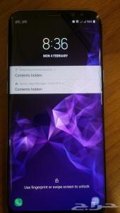 جالكسي S8 بلس Samsung Galaxy S8 Plus