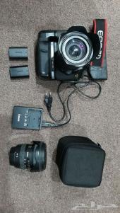 كاميرا كانون d7 مارك 1