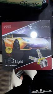 لمبات لد LED جميع السيارات