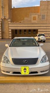(تم البيع )مخزن لكزس 430 LS سعودي فل الترا 2005