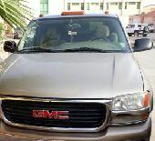سيارة GMC  موديل2003الاصدار الأخير