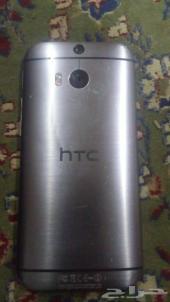 Htc one m8 dual simبيع او بدل