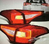 اسطبات ليد LED راف فور تركب من 2013 الى 2015