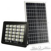 225 LED - كشاف 21000 شمعة بالطاقة الشمسية