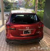 Mazda CX9 2014 Full option 106000 KM مازدا