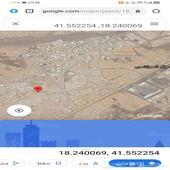 أرض محافظة البرك 1080 متر