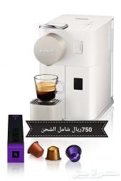 نسبريسو nespresso مكينة قهوة 750ريال