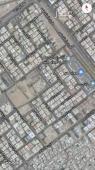 ارض للبيع في حي النزهة في جده