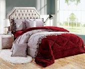 تشكيلة منوعة ومميزة من مفارش السرير الأنيقة