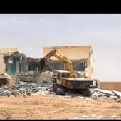 هدم المباني وترحيل المخلفات وحفر الاراضي