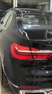للبيع BMW 750 موديل 2017 الموقع جدة