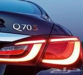 Q70S انفنتي V8 موديل 2016