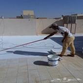 عوازل اسطح وخزانات وكشف تسربات