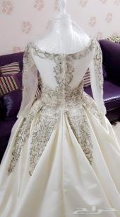 فستان ملكه او خطوبه بسعر مخفص