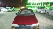 TOYOTA COROLA MODEL 1997 MANUAL TRANSMISSION DEMAND 7000SR