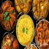 3 فروع مطعم هندي للبيع كامل او فقط اغراض