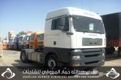 شاحنة راس مان
