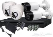 كاميرات مراقبة للبيع جمله وقطاعي مع التركيب