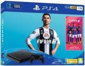 PS4 نسخه فيفا 19 واحد تيرا جديد