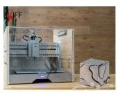 ماكينة ايطالية لحفر المعادن و الاكسسوارات