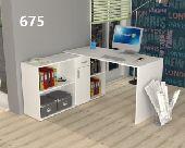 مكتب مع وحدة تخرين ALIS