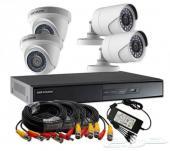 تركيب وتوريد وصيانة وعقود كاميرات المراقبة