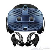نظارة الواقع الافتراضي VIVE