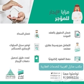 موثق عقد إيجار الإلكتروني السكني والتجاري