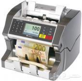 ماكينة عد نقود صناعة كورية ضمان سنتين