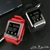 ساعة ذكية بميزات رائعة وشكل مميز بسعر مخفض
