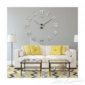 ساعة حائط جدارية عصرية ومميزة