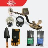 جهاز كشف الذهب وعزل الحديد GMT 9000