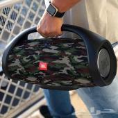 مكبر صوت لاسلكي اصلية من JBL مع شنطة ضد الماء