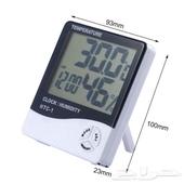 مقياس حرارة ورطوبة