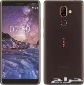 للبيع جوال Nokia 7 PLUS
