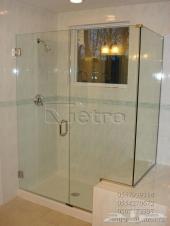تفصيل أبواب الزجاج للشاور والحمام
