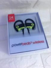 سماعات..  powerbeats3 by Dr dre